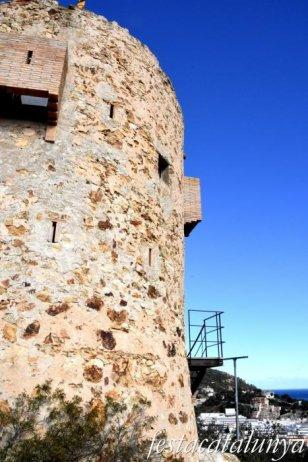 Tossa de Mar - Torre dels Moros o de can Magí