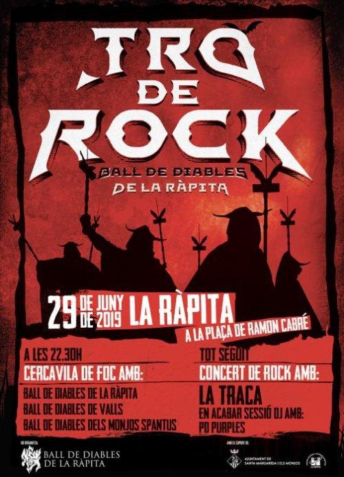 Santa Margarida i els Monjos - Tro de Rock