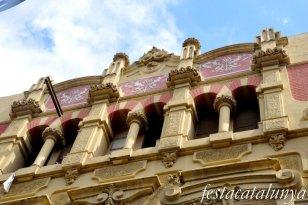 Amposta - Casa López i Soler o Casa del Notari