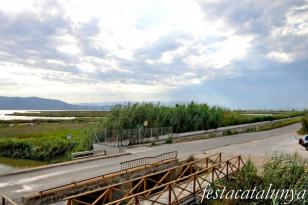Amposta - L'Encanyissada - Pont del Través