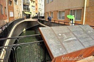 Amposta - Canal de la dreta de l'Ebre