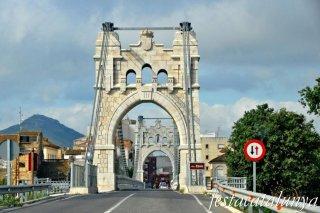 Amposta - Pont Penjant