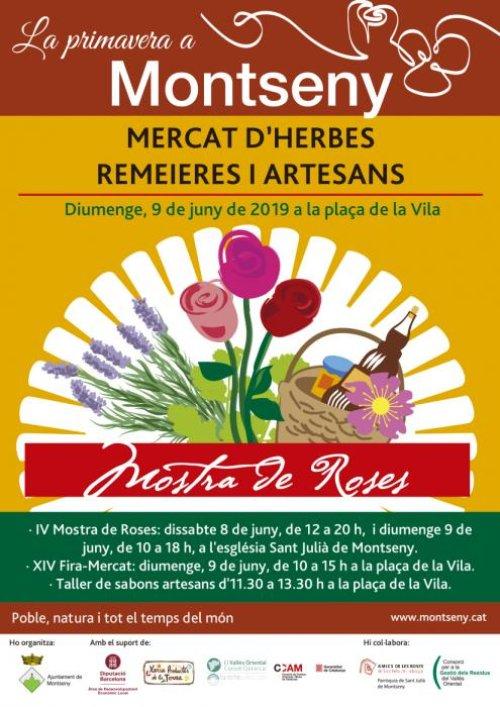 Montseny - Mercat d'Herbes Remeieres i Artesans