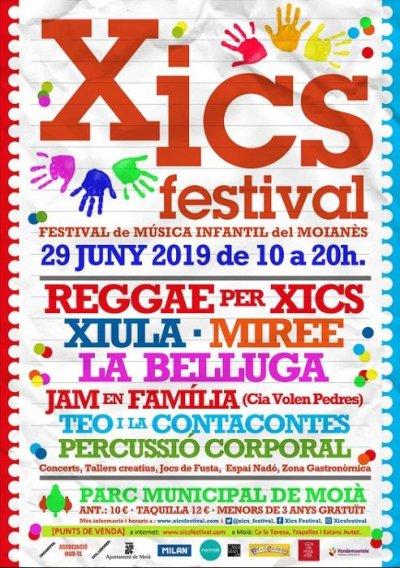 Moià - Xics Festival