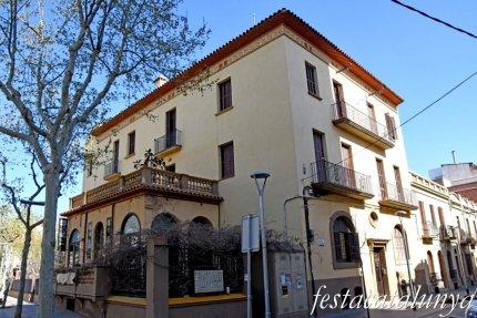 Molins de Rei - Casa carrer Dr. Barraquer