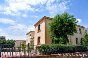 Molins de Rei - Escola El Palau o Escola Alfons XIII