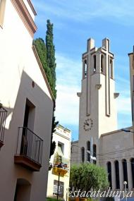 Molins de Rei - Església de Sant Miquel Arcàngel