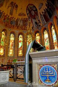 Molins de Rei - Altar Major de l'església de Sant Miquel Arcàngel
