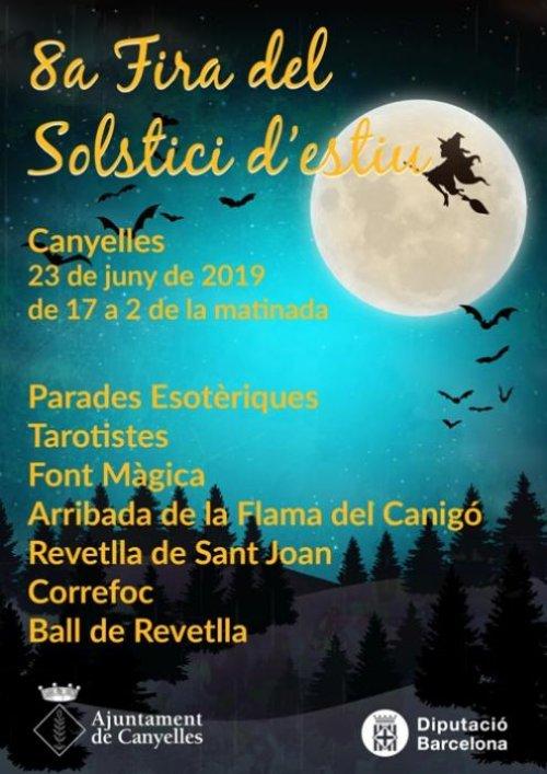 Canyelles - Fira del Solstici d'Estiu