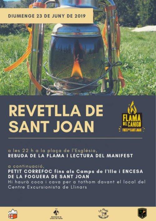 Llinars del Vallès - Revetlla de Sant Joan