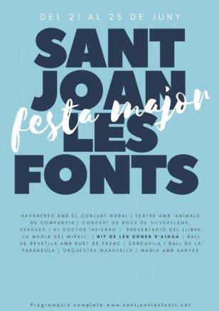 Sant Joan Les Fonts - Festa Major