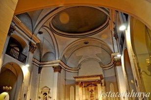 Roda de Ter - Església parroquial de Sant Pere