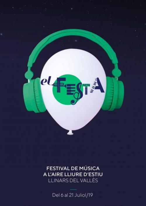 Llinars del Vallès - FeStA! Festival de Música a l'aire lliure d'estiu