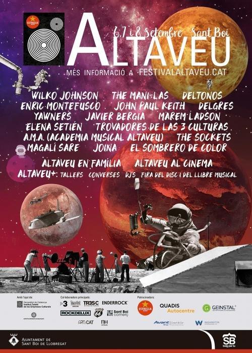 Sant Boi de Llobregat - Festival Altaveu