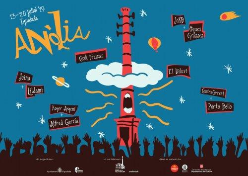 Igualada - Anòlia, Festival de Música
