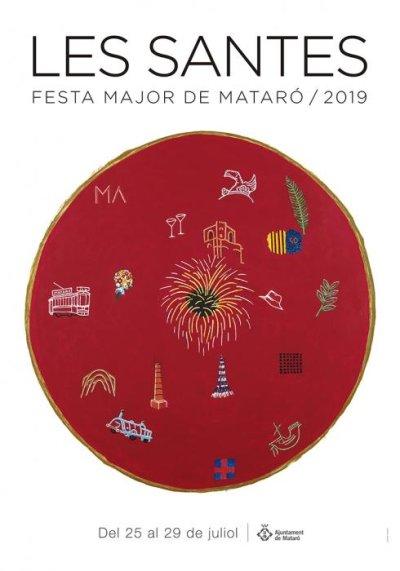Mataró - Les Santes, Festa Major