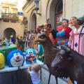 Trobada de Gegantons i Festa dels Oficis a Solsona