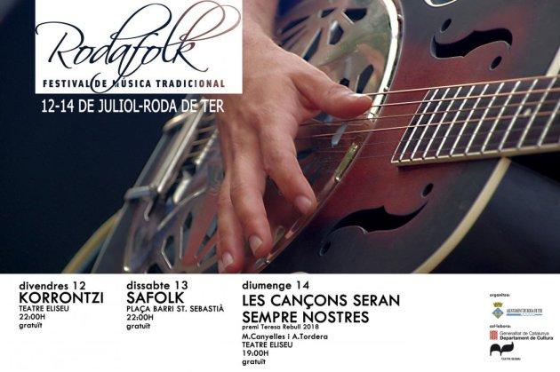 Roda de Ter - Rodafolk, Festival de Música Tradicional