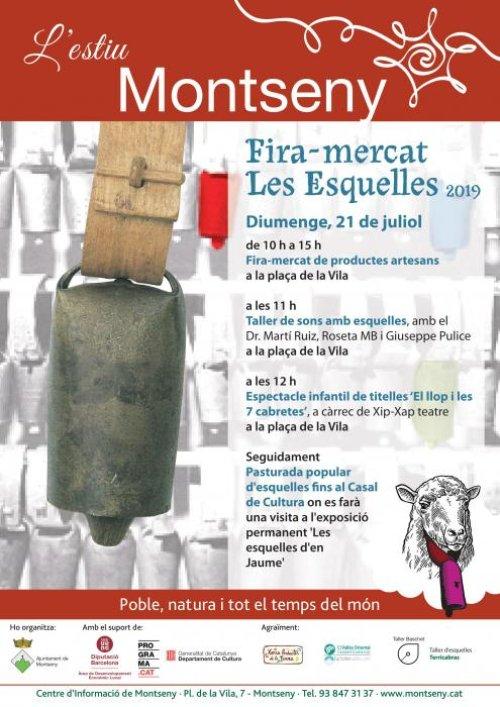 L'estiu a Montseny - Fira Mercat Les Esquelles