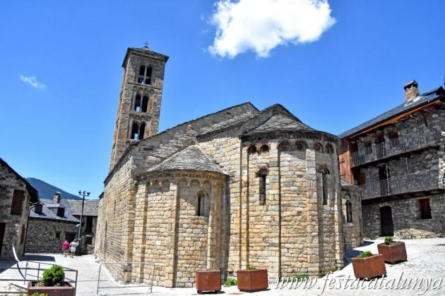 Vall de Boí, La - Santa Maria de Taüll