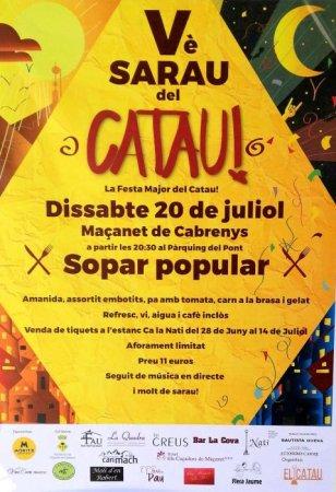 Maçanet de Cabrenys - Sarau del Catau