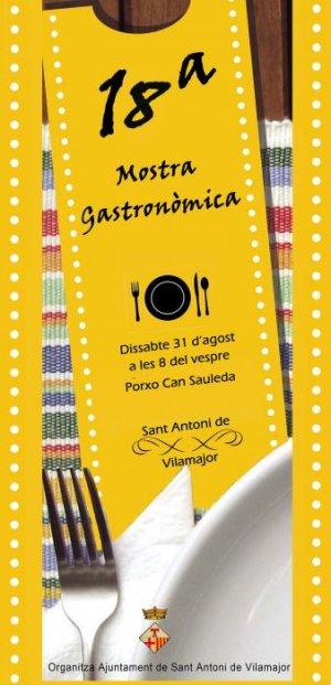 Sant Antoni de Vilamajor - Mostra Gastronòmica