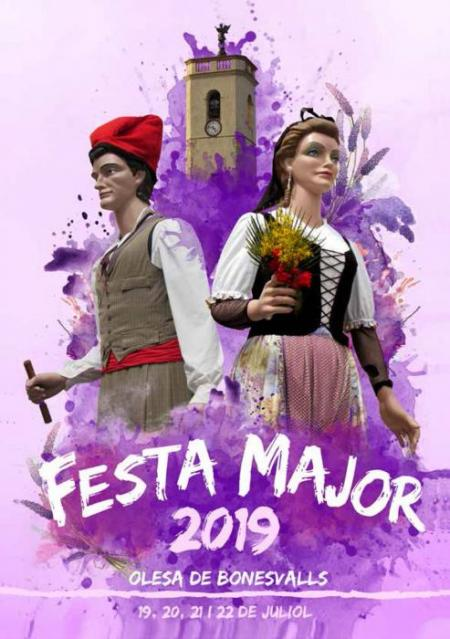 Olesa de Bonesvalls - Festa Major