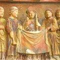 Sepulcre de Ramon Serra el Vell a Santa Maria de Cervera ***