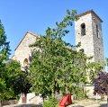 Castellnou d'Oluges al terme de Cervera
