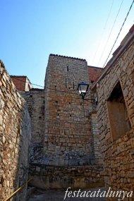 Cervera - Castellnou d'Oluges - Castell