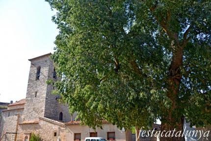 Cervera - Castellnou d'Oluges - Lledoner de la Plaça