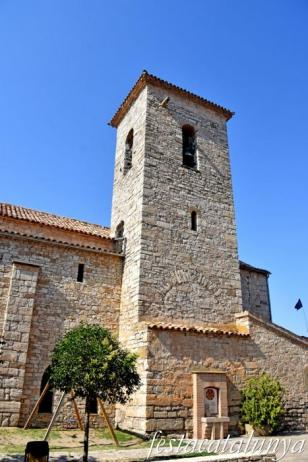 Cervera - Castellnou d'Oluges - Església de Sant Pere