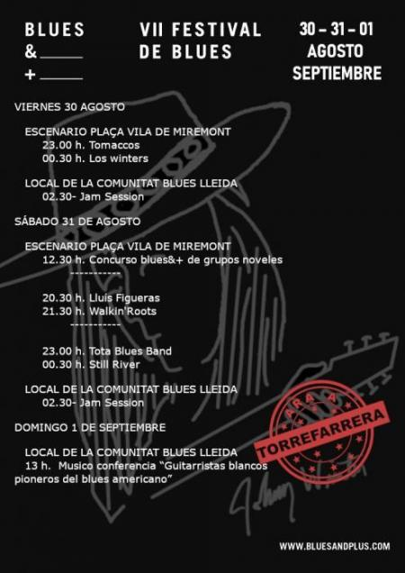 Torrefarrera - Festival de Blues