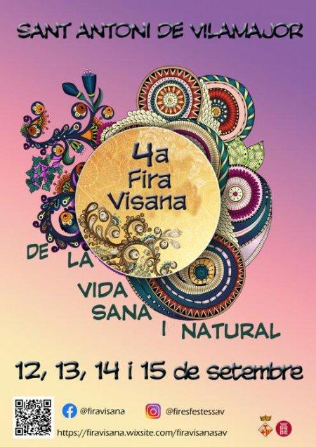 Sant Antoni de Vilamajor - Visana, Fira de la vida sana i natural