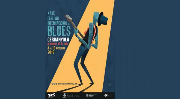 Cerdanyola del Vallès - Festival Internacional de Blues