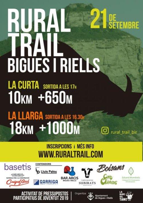 Bigues i Riells - Rural Trail