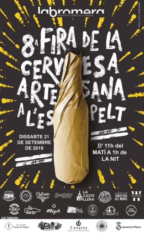 Òdena - Fira de la Cervesa Artesana de l'Espelt