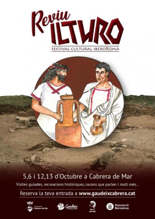 Cabrera de Mar - Reviu Ilturo, Festival Cultural Iberoromà