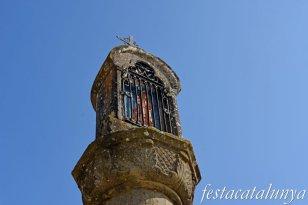 Cervera - Malgrat - Columna de Sant Roc