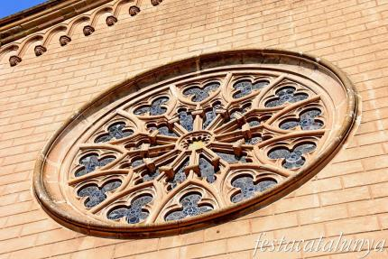 Cervera - Església de Sant Agustí