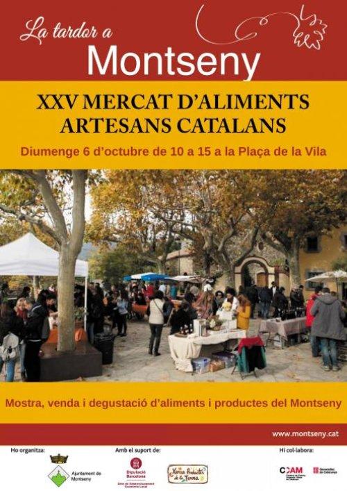 Montseny - Mercat d'Aliments Artesans Catalans