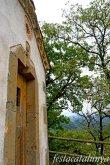 Vidrà - Mirador i església de Santa Bàrbara