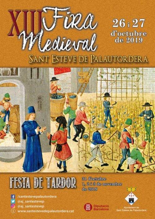 Sant Esteve de Palautordera - Festa de Tardor i Fira Medieval