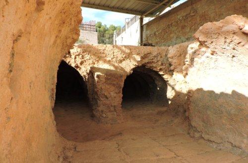 Cabrera de Mar - Les Arques del Vi (Foto: www.gaudeixcabrera.cat)