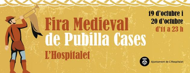L'Hospitalet de Llobregat - Fira Medieval de Pubilla Cases