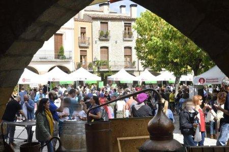 La Llacuna - Mostra de Vins d'Altura (Foto: Ajuntament de La Llacuna)