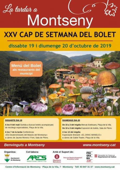 Montseny - Cap de Setmana del Bolet