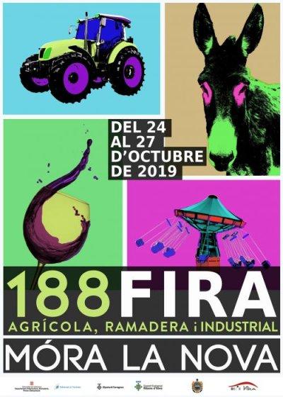 Móra la Nova - Fira Agrícola, Ramadera i Industrial