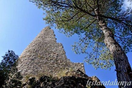 La Llacuna - Castell de Sant Pere de Vilademàger