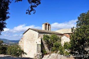 La Llacuna - Església de Sant Pere de Vilademàger